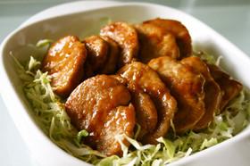 ごはんがすすむ!豚ヒレのカレー風味焼き