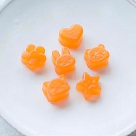 ジュースで簡単♪グミの作り方(固め)