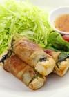 豚巻き豆腐ステーキ