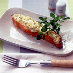 鮭のタルタルソース焼き