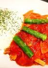 食物繊維たっぷり!超簡単トマトカレー♡