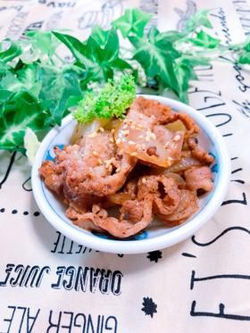 糖質オフ♡豚肉のマヨ炒め