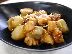 里芋と鶏肉のこっくり煮【JA福岡市】
