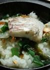 鯛茶漬け(血管ダイエット食1128)