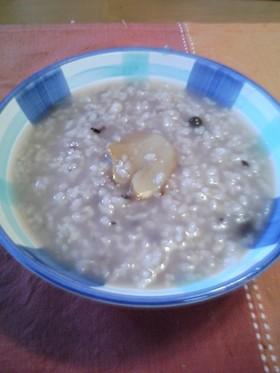 16穀米のお粥