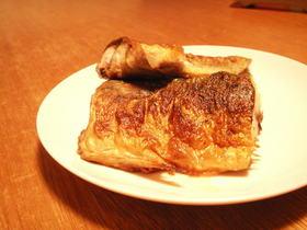 鯖のカレー焼き