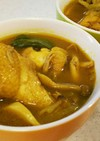 栄養満点☆ピリ辛☆カレースープ