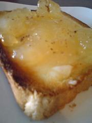 休日に 簡単★アップルシナモントーストの写真