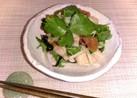 ☆ホワイトセロリと鶏むね肉の梅和え☆