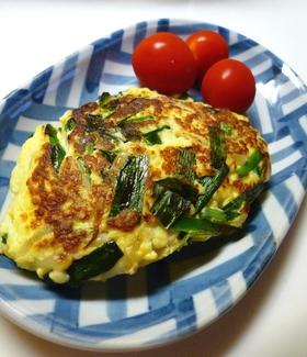 美味しい✿ヘルシー♫はんぺんで野菜お焼き