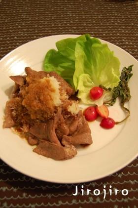 10分で完成☆牛肉おろしさっぱり焼き