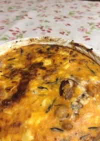 簡単!イタリアン豆腐納豆