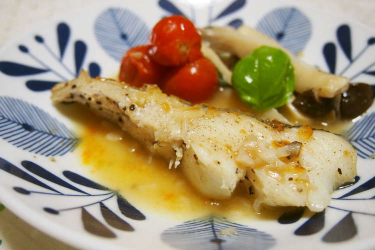 切り身 アクアパッツァ 鯛のアクアパッツァの作り方!丸ごとでも切り身でもフライパン調理できる