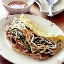 ベトナム風野菜炒め