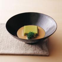 ブロッコリー豆腐 胡麻クリーム