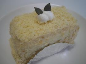 韓国のケーキ★サツマイモケーキ♪