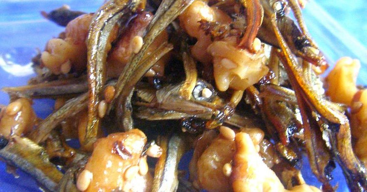 おせち・田作り○ by エルン♪ 【クックパッド】 簡単おいしいみんなのレシピが302万品