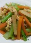 健康&節約!大根葉の炒め煮