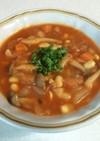 麦入りトマトスープ 川南町食生活改善推進