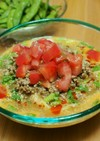 冷やしトマト担々麺