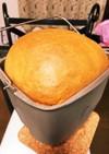 簡単♡HBで生クリームたっぷり食パン