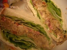 カレーの翌日は☆カレーサンドイッチ!!☆