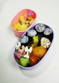 幼稚園のお弁当8