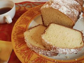 フランスのレシピより♪ヨーグルトケーキ