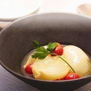 美肌☆簡単 玉ねぎの丸ごと煮(スープ)