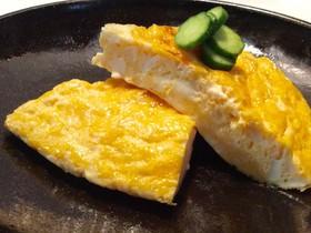 元気が出る絹ごし豆腐入り卵焼き
