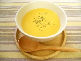 絶品♪人参の豆乳スープ