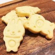 簡単♡混ぜて焼くだけ基本の型抜きクッキーの写真