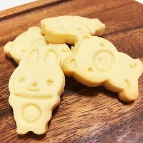簡単♡混ぜて焼くだけ基本の型抜きクッキー