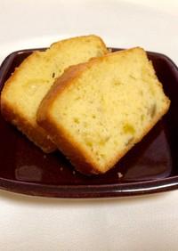 梅ジャムの簡単パウンドケーキ