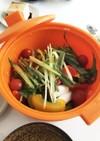 簡単!シリコンスチーマーで温野菜!