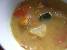 あったか具だくさんスープ