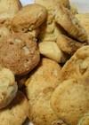 HM&トースターで簡単クッキー