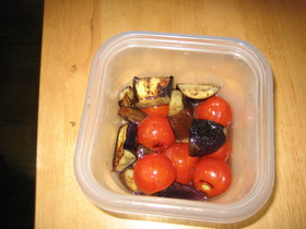 簡単野菜のマリネ