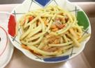 栄養士献立 ごまドレスパゲティサラダ