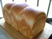 しっとり絹どけ ライス食パンの写真