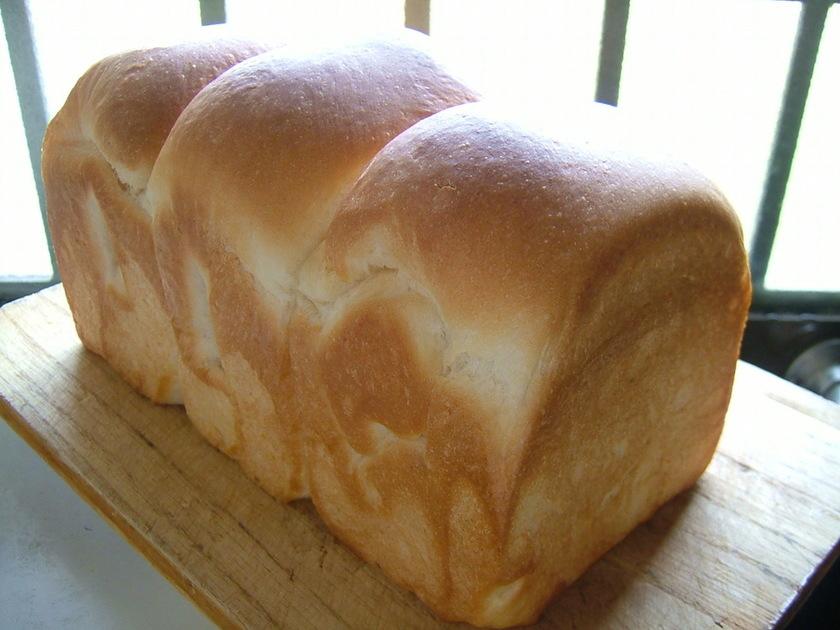 しっとり絹どけ ライス食パン