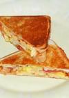 TLC ハードコア ホットサンドイッチ