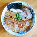 和風豚骨ラーメン 即席袋麺で、簡単に!