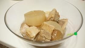 炊飯器で簡単、豚バラ大根のさっぱり梅煮