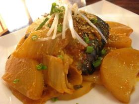 ✿鯖の味噌煮(韓国風)✿
