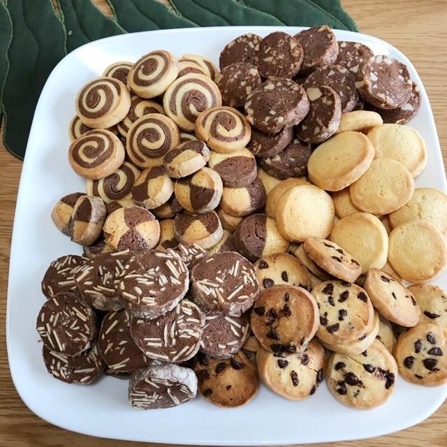 手作り クッキー 缶