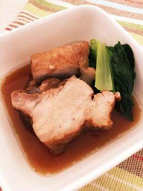 豚の角煮☆炊飯器で簡単調理☆