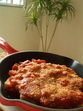 高野豆腐 de イタリアン♪