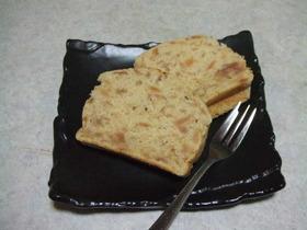 紅玉リンゴジャムでノンオイルケーキ