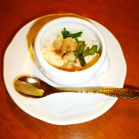 栗のスープ